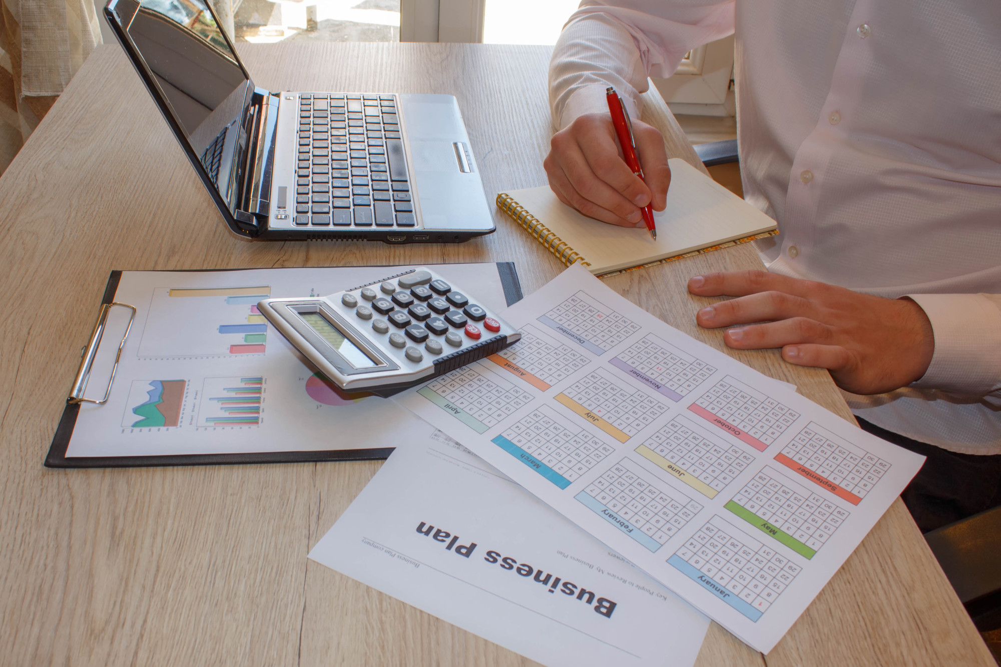 Creating a Solid Business Plan